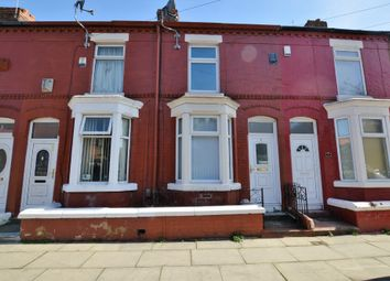Thumbnail 2 bed terraced house to rent in Cheadle Avenue, Old Swan, Liverpool