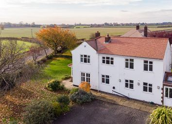 4 bed detached house for sale in East Lound Road, Owston Ferry, Doncaster DN9