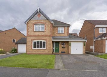 Thumbnail 4 bed detached house for sale in Craigs Crescent, Rumford, Falkirk