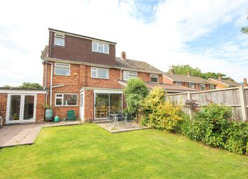 Thumbnail 4 bed semi-detached house for sale in Ively Road, Farnborough, Hampshire