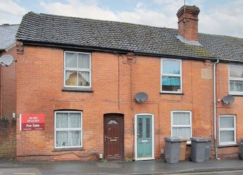 Thumbnail 2 bed terraced house for sale in New Street, Andover