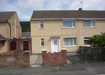 Thumbnail 3 bedroom semi-detached house to rent in Rhodes Avenue, Port Talbot