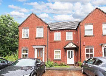 Thumbnail 2 bedroom flat to rent in Ryebank Road, Ketley Bank, Telford