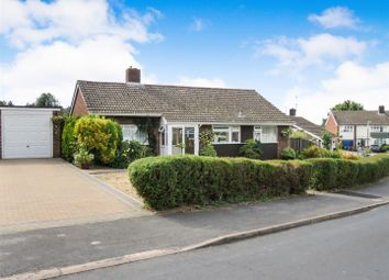 Thumbnail 3 bed detached bungalow for sale in Poplar Drive, Royston