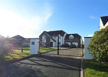 Thumbnail 4 bed detached house for sale in Swallows Return, Camrose, Haverfordwest