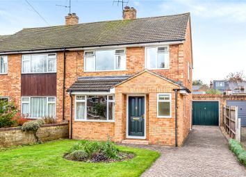 Thumbnail 3 bed semi-detached house for sale in St. Peters Close, Mill End, Rickmansworth