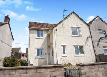 Thumbnail 3 bed semi-detached house for sale in Heol Brynteg, Tonyrefail, Porth