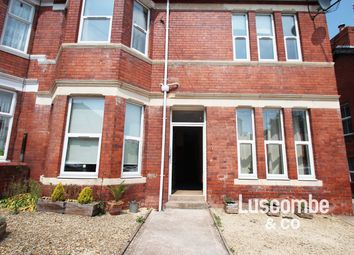 Thumbnail 1 bed flat to rent in Bryngwyn Road, Newport