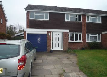 Thumbnail 3 bed semi-detached house to rent in Oakfield Road, Shifnal
