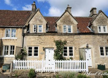 Thumbnail 2 bed terraced house for sale in School Cottage, Claverton, Bath