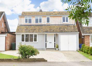 Thumbnail 4 bed detached house for sale in Aysgarth Road, Yarnton, Kidlington