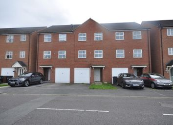 Thumbnail 4 bed town house to rent in Welland Road, Hilton, Derby