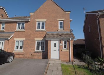 Thumbnail 3 bedroom semi-detached house to rent in Marfleet Avenue, Hull