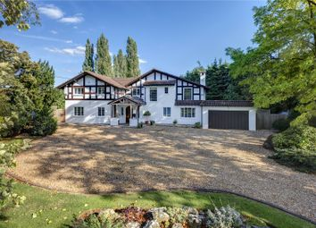 Thumbnail 5 bed detached house for sale in High Street, Hurley, Maidenhead, Berkshire