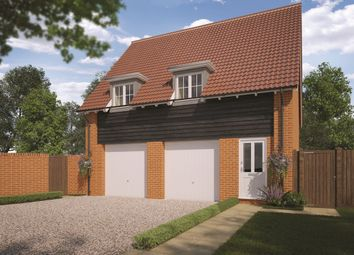 Thumbnail 1 bed detached house for sale in Talbot, Station Road, Campsea Ashe, Woodbridge