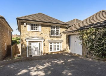 Thumbnail 4 bed detached house to rent in The Coppice, Seer Green, Beaconsfield