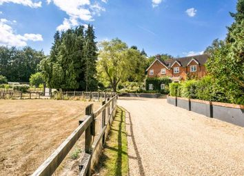 Thumbnail 4 bedroom detached house for sale in Titness Park, London Road, Ascot, Berkshire