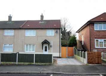 Thumbnail 3 bed property for sale in Hughes Avenue, Whiston, Prescot