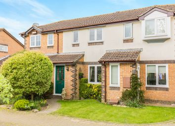 Thumbnail 2 bed terraced house for sale in Templecombe Road, Bishopstoke, Eastleigh