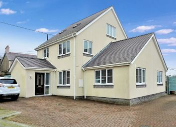 Thumbnail 4 bed detached house for sale in Talysarn, Caernarfon, Gwynedd.