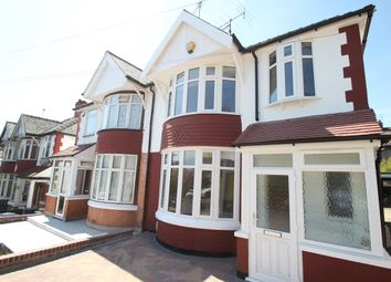 Thumbnail 4 bed semi-detached house to rent in Woodleigh Avenue, London