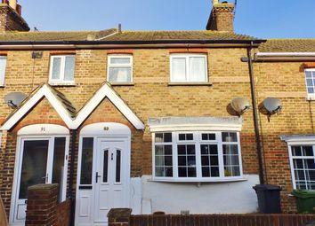 Thumbnail 2 bedroom terraced house for sale in Bradford Street, Eastbourne