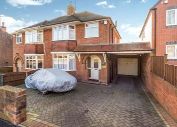 Thumbnail 3 bed semi-detached house for sale in Maughan Street, Quarry Bank, Brierley Hill, West Midlands