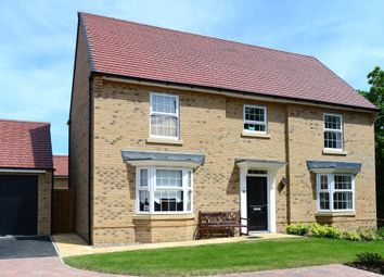 "Thumbnail 5 bed detached house for sale in ""Earlswood"" at Snowley Park, Whittlesey, Peterborough"