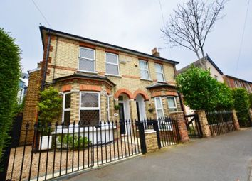 Thumbnail 3 bed semi-detached house for sale in Queens Road, Feltham