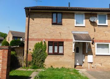 Thumbnail 2 bed end terrace house to rent in Lindsey Way, Stowmarket