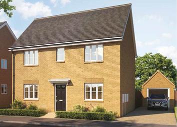 Thumbnail 3 bedroom detached house for sale in Oakington Road, Cottenham, Cambridgeshire