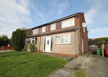 Thumbnail 3 bed semi-detached house for sale in Lindrick Close, Rainhill, Prescot