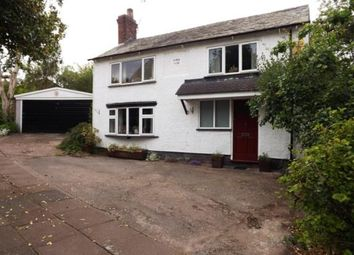 Thumbnail 3 bed detached house for sale in Westford Road, Lower Walton, Warrington, Cheshire