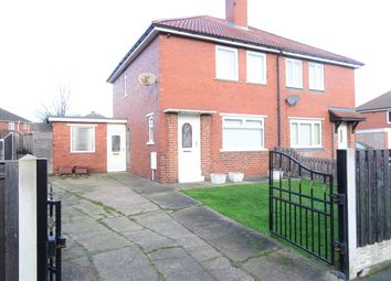 Thumbnail 2 bed semi-detached house for sale in Bakewell Road, Barnsley