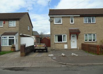 Thumbnail 2 bed semi-detached house for sale in Avondale Gardens South, Cardiff