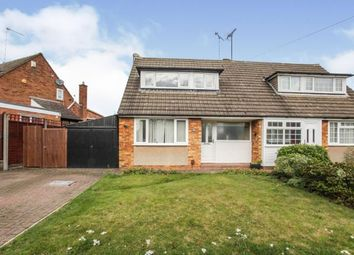 Thumbnail 3 bed semi-detached house for sale in Florence Avenue, Luton, Bedfordshire