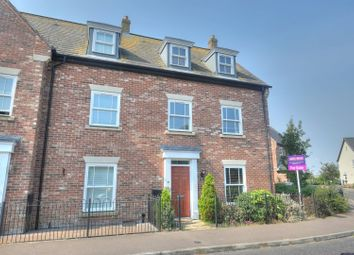 Thumbnail 3 bed town house for sale in Royal Sovereign Crescent, Great Yarmouth