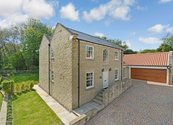 Thumbnail 4 bed country house for sale in Main Street, West Tanfield, Ripon