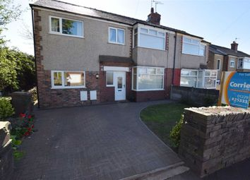 Thumbnail 3 bed semi-detached house to rent in Greystone Lane, Dalton In Furness, Cumbria