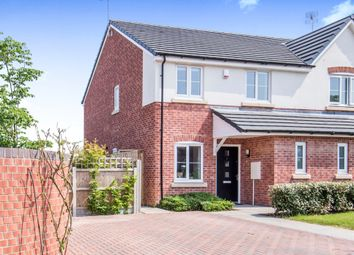 Thumbnail 3 bed semi-detached house for sale in Baron Leigh Drive, Westwood Heath Road, Coventry