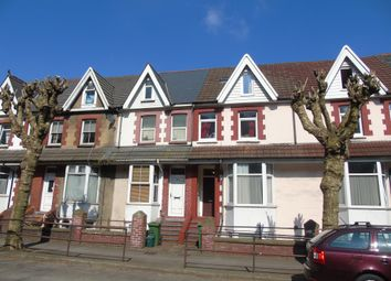 Thumbnail 5 bed terraced house for sale in Broadway, Treforest, Pontypridd