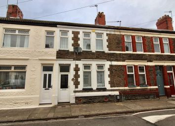Thumbnail 2 bedroom terraced house for sale in Railway Street, Splott, Cardiff