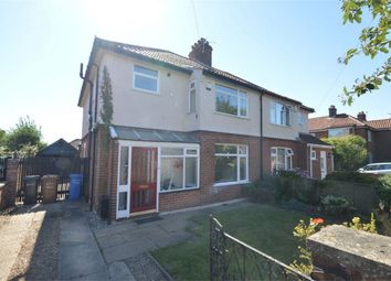 Thumbnail 3 bed semi-detached house for sale in Brian Avenue, Norwich, Norfolk