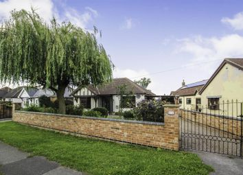 Thumbnail 3 bedroom detached bungalow for sale in Spring Lane, Lambley, Nottingham