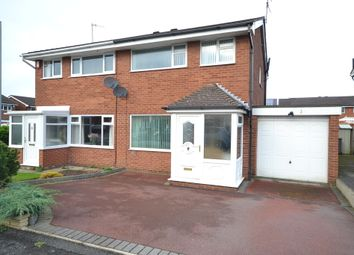 Thumbnail 3 bed semi-detached house for sale in Arctic Place, Stoke-On-Trent