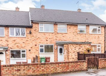 Thumbnail 2 bed terraced house for sale in Eddystone Rise, Knottingley