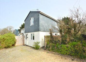 Thumbnail 4 bed semi-detached house for sale in Moorlands Lane, Saltash, Cornwall