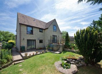 Thumbnail 3 bed detached house for sale in Church Road, North Leigh, Witney