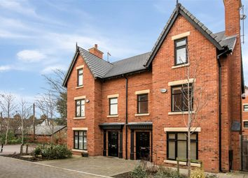 Thumbnail 4 bedroom town house for sale in The Moorings, Worsley, Manchester