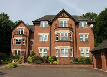 Thumbnail 2 bed flat for sale in St. Georges House, St. Georges Close, Allestree, Derby